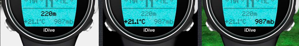 počítač RATIO iDive Deep Sport