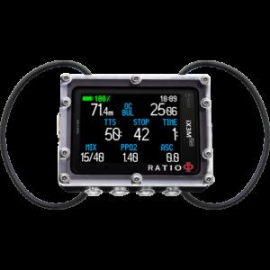 počítač Ratio iX3M GPS Tech+