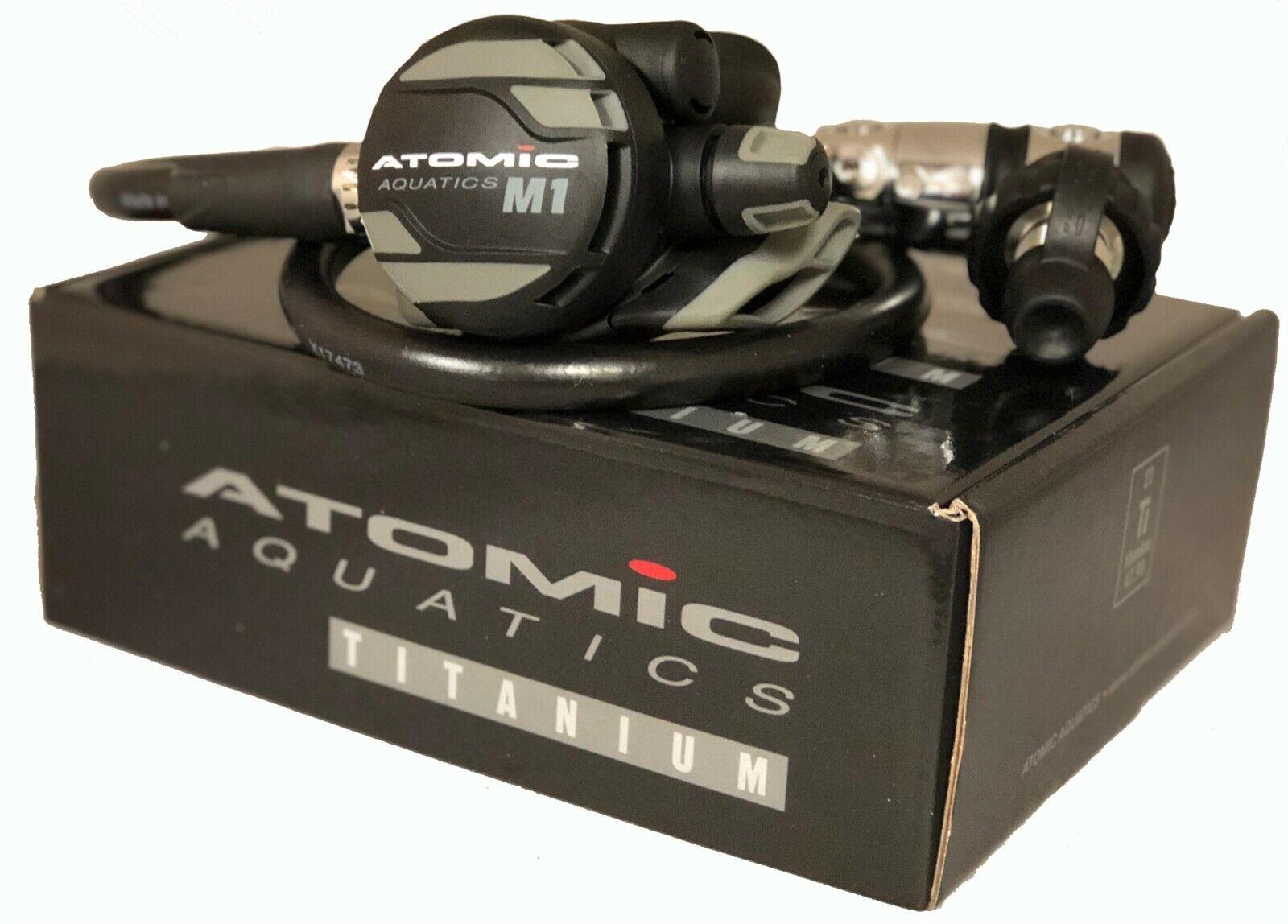Atomic Aquatics M1 DIN