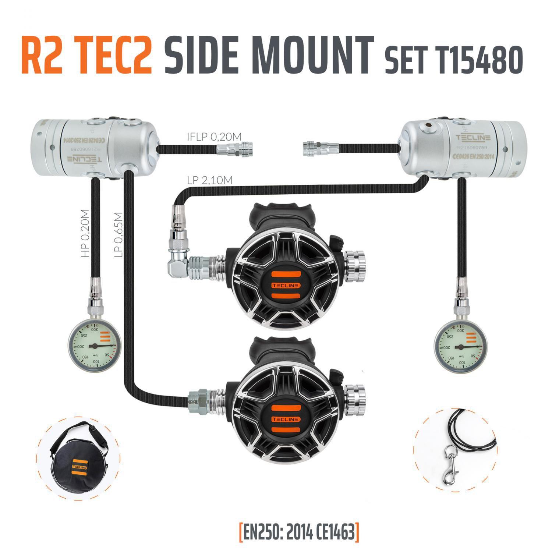 tecline sidemount reg