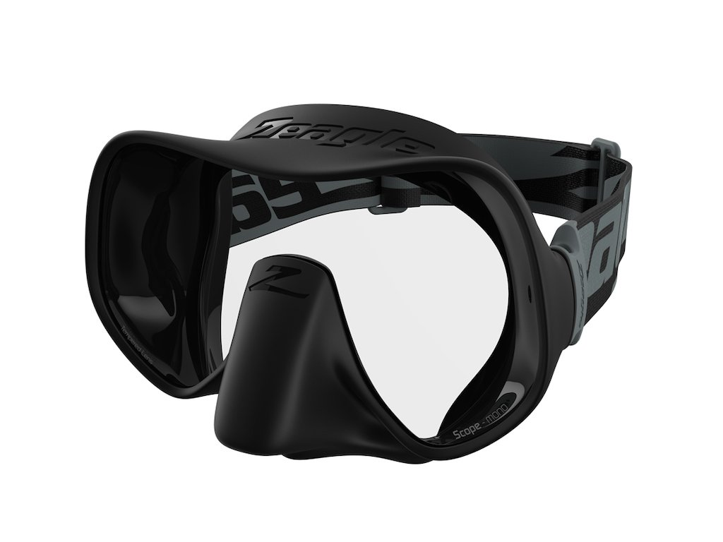Maska Zeagle scope mono